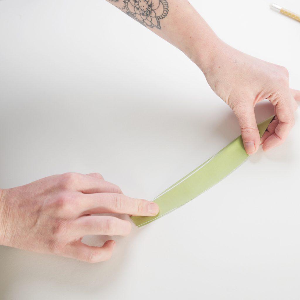 DIY printable brins de muguet en papier
