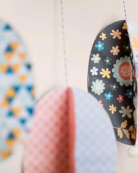 DIY Printable Oeufs de Pâques à surprendre