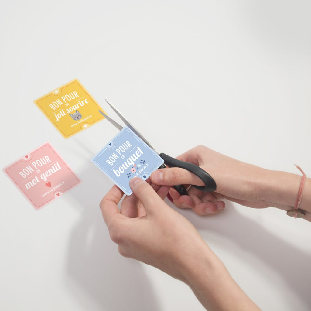 DIY Printable Coupon cadeau pour la Fête des Mères