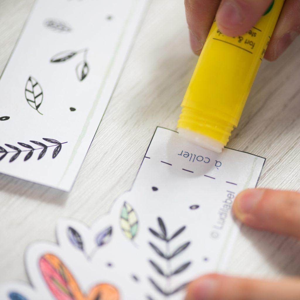 DIY Printable Courrone des rois et des reines à colorier