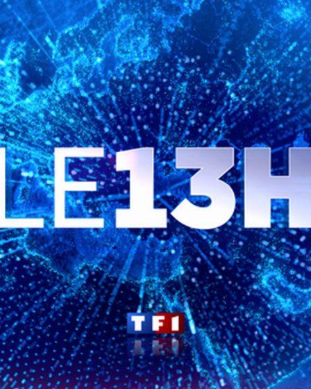 Ecran titre journal 13 heures de TF1