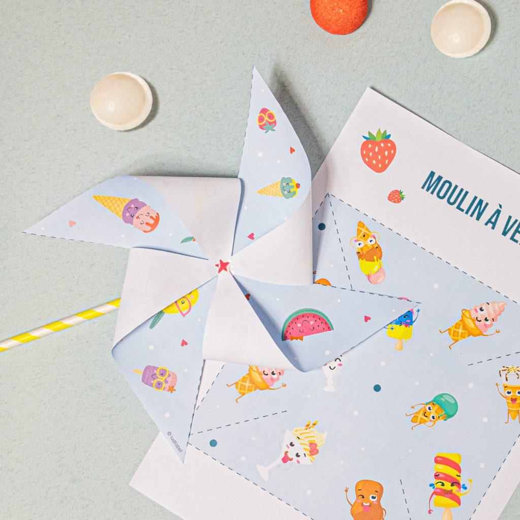 DIY Printable Cahier de Vacances