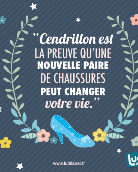 Citation sur Cendrillon