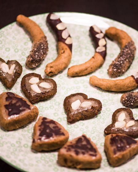 les biscuits bredele vegan