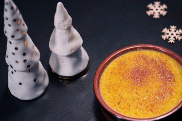 crème brûlée au rhum